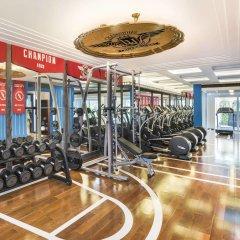Отель JW Marriott Phu Quoc Emerald Bay Resort & Spa фитнесс-зал