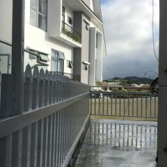 Coc Coc Hostel Далат балкон