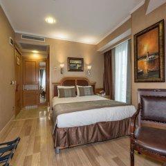 Zagreb Hotel сейф в номере