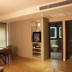 Отель Grand Diamond Suites Hotel Таиланд, Бангкок - отзывы, цены и фото номеров - забронировать отель Grand Diamond Suites Hotel онлайн комната для гостей фото 5