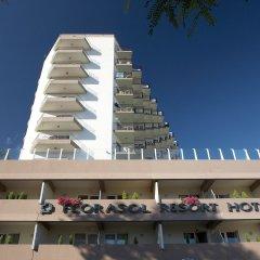 Отель Dorisol Florasol Португалия, Фуншал - 1 отзыв об отеле, цены и фото номеров - забронировать отель Dorisol Florasol онлайн парковка