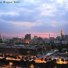 Guangzhou Mingyue Hotel городской автобус