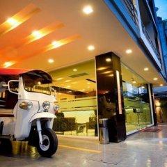 Отель Privacy Suites Бангкок городской автобус