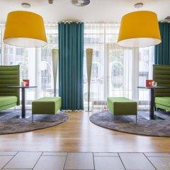 Отель Park Inn by Radisson Nuremberg интерьер отеля