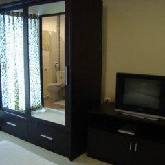 Апартаменты Purita Serviced Apartment Бангкок удобства в номере фото 2