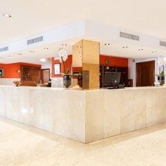 Отель Globales Gardenia Испания, Фуэнхирола - 1 отзыв об отеле, цены и фото номеров - забронировать отель Globales Gardenia онлайн интерьер отеля фото 3