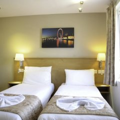 Отель Kings Cross Inn Hotel Великобритания, Лондон - 1 отзыв об отеле, цены и фото номеров - забронировать отель Kings Cross Inn Hotel онлайн комната для гостей фото 3