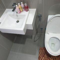 Отель Suphatra Pattaya Posh Паттайя ванная