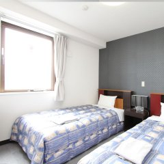Hotel Inn Tsuruoka Цуруока комната для гостей фото 2