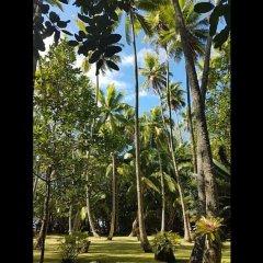 Отель Motu Mapeti - Tahiti Private Island спортивное сооружение