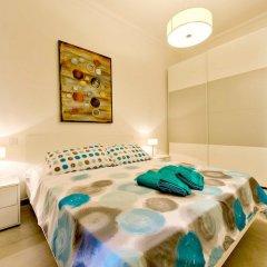 Отель Luxury Apartment With Pool Мальта, Слима - отзывы, цены и фото номеров - забронировать отель Luxury Apartment With Pool онлайн комната для гостей фото 2