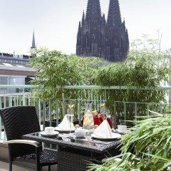 Отель Lindner Hotel Dom Residence Германия, Кёльн - 8 отзывов об отеле, цены и фото номеров - забронировать отель Lindner Hotel Dom Residence онлайн балкон