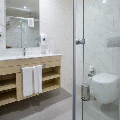 Numa Beach & Spa Hotel Турция, Аланья - отзывы, цены и фото номеров - забронировать отель Numa Beach & Spa Hotel - Adults Only - All Inclusive онлайн ванная фото 2