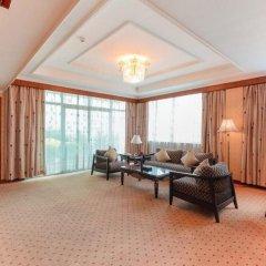 Отель Xiamen Huaqiao Hotel Китай, Сямынь - отзывы, цены и фото номеров - забронировать отель Xiamen Huaqiao Hotel онлайн комната для гостей фото 3