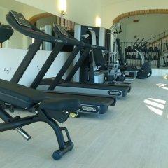 Villa Tolomei Hotel & Resort фитнесс-зал фото 4
