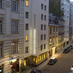 Отель Boutique Hotel Das Tigra Австрия, Вена - 2 отзыва об отеле, цены и фото номеров - забронировать отель Boutique Hotel Das Tigra онлайн фото 4