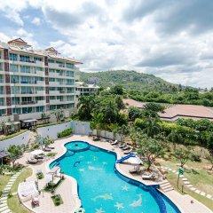 Отель Searidge Hua Hin By Salinrat балкон