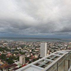 Crown Regency Hotel and Towers Cebu балкон