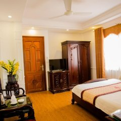 Hoa Hong Hotel - Xa Dan комната для гостей фото 5