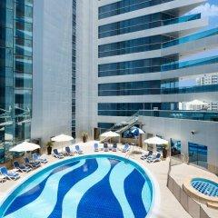 Отель Gulf Court Business Bay бассейн