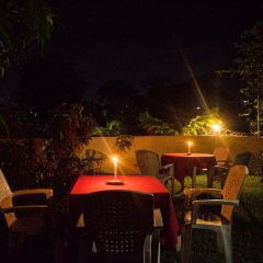 Отель Aparthotel Jardin Tropical питание фото 3