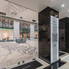 Отель Borges Chiado Лиссабон спортивное сооружение