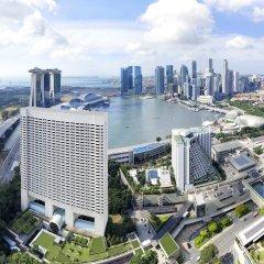 Отель The Ritz-Carlton, Millenia Singapore пляж