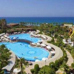 Mukarnas Spa & Resort Hotel Турция, Окурджалар - отзывы, цены и фото номеров - забронировать отель Mukarnas Spa & Resort Hotel онлайн бассейн фото 2