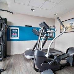 Отель Appart'City Confort Le Bourget - Aéroport фитнесс-зал фото 4