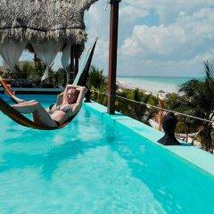 Отель Villas Tiburon by The Beach бассейн фото 3
