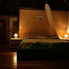 Отель Pension Motu Iti Французская Полинезия, Папеэте - отзывы, цены и фото номеров - забронировать отель Pension Motu Iti онлайн комната для гостей фото 4
