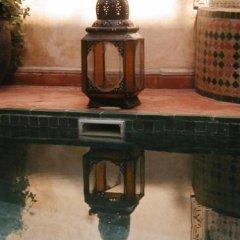 Отель Riad Du Petit Prince спортивное сооружение