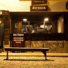 Ericeira Hostel гостиничный бар