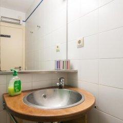 Апартаменты Beach Apartments Барселона ванная
