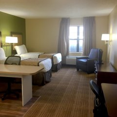 Отель Extended Stay America Columbus - North Колумбус комната для гостей фото 4