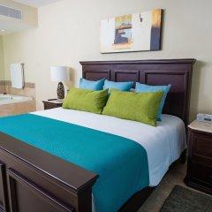 Отель Villa del Palmar Cancun Luxury Beach Resort & Spa Мексика, Плайя-Мухерес - отзывы, цены и фото номеров - забронировать отель Villa del Palmar Cancun Luxury Beach Resort & Spa онлайн комната для гостей фото 2