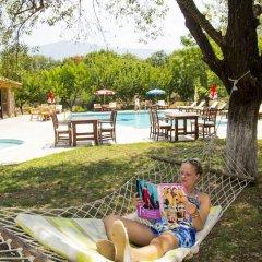 Doga Apartments Турция, Фетхие - отзывы, цены и фото номеров - забронировать отель Doga Apartments онлайн бассейн фото 3