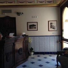 Отель Floridiana Италия, Амальфи - отзывы, цены и фото номеров - забронировать отель Floridiana онлайн интерьер отеля фото 3