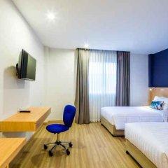 Hotel Nida Sukhumvit Onnut Бангкок комната для гостей фото 2