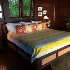 Отель Motu Mapeti - Tahiti Private Island комната для гостей фото 2