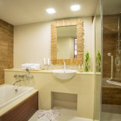 Отель Tup Kaek Sunset Beach Resort ванная