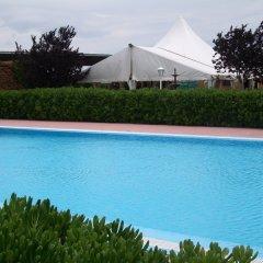 Отель Zenit Calahorra Калаорра бассейн фото 2