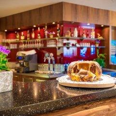 Отель Arthotel ANA Enzian Вена гостиничный бар