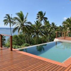Отель Island Breeze Fiji Савусаву бассейн фото 2