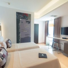 Отель Valentina Мальта, Сан Джулианс - 1 отзыв об отеле, цены и фото номеров - забронировать отель Valentina онлайн комната для гостей фото 5