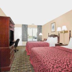 Отель Days Inn by Wyndham Meridian комната для гостей фото 5
