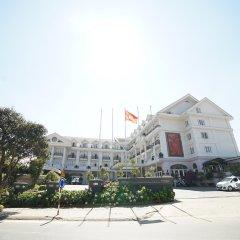 Sammy Dalat Hotel парковка фото 2