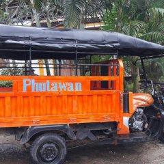 Отель Railay Phutawan Resort парковка