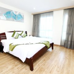 Отель iCheck inn Sukhumvit 22 Таиланд, Бангкок - отзывы, цены и фото номеров - забронировать отель iCheck inn Sukhumvit 22 онлайн комната для гостей фото 2