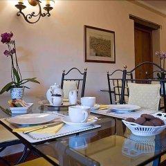 Отель Albergo Villa Cristina Сполето питание фото 2